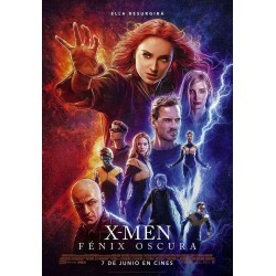 X-men: Fénix oscura - DVD
