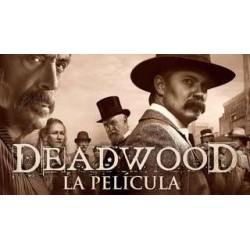 Deadwood movie - DVD