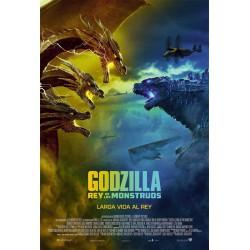 Godzilla: Rey de los monstruos UHD
