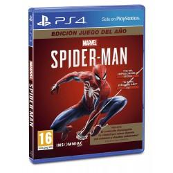 Marvel's Spider-Man GOTY - PS4