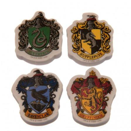 Set gomas de borrar Harry Potter