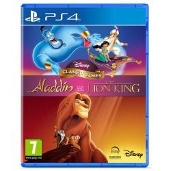Disney Classic - Aladdin & Lion King - PS4