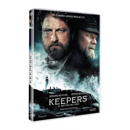 Keepers. El misterio del faro - DVD