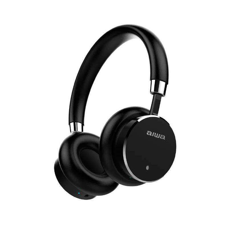 Auriculares Bluetooth Aiwa Silence HSTBTN 800BK