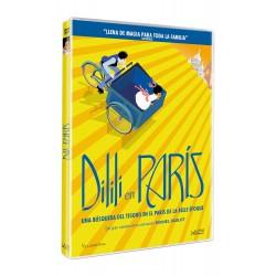 Dilili en parís - DVD