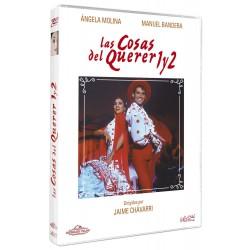 Las cosas del querer (1 y 2) - DVD