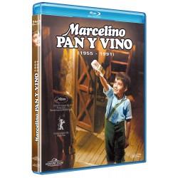 Marcelino pan y vino (1955 y 1991) - BD