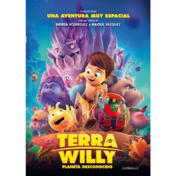 Terra Willy: (Planeta desconocido) - DVD