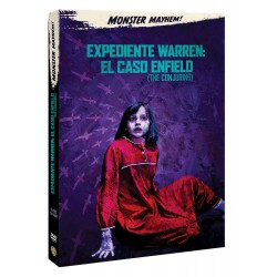 Expediente warren: el caso enfield (the conjuring) - mayhem collection 2019 -dvd - DVD