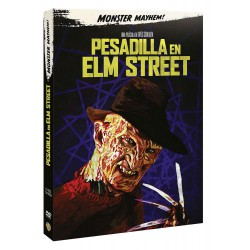 Pesadilla en elm street (1984) - mayhem collection 2019 -dvd - DVD