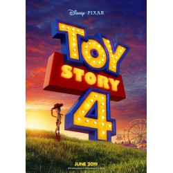 Toy Story 4 - BD