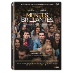 Mentes brillantes - DVD