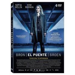 BRON (EL PUENTE) 3ªT SAVOR - DVD