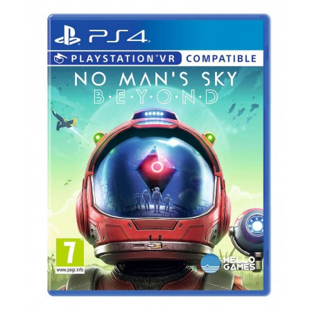 No Man's Sky Beyond (Compatible VR) - PS4