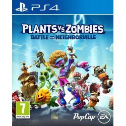 Plantas vs Zombies Battle for Neighborville - PS4