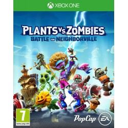 Plantas vs Zombies Battle for Neighborville - Xbox One