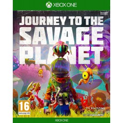 Journey to the Savage Planet - Xbox one