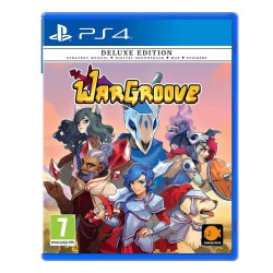Wargroove - Deluxe Edition - PS4