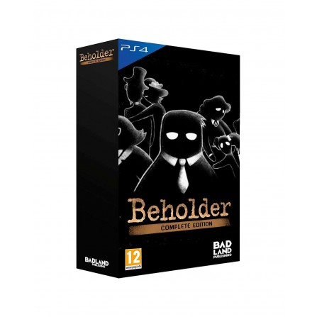 Beholder Complete Edition - Collectors Edition - PS4