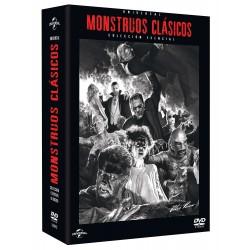 Monstruos clásicos universal pack (dvd) - DVD