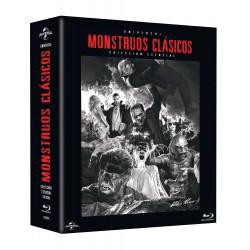 Monstruos clásicos universal pack (bd) - BD