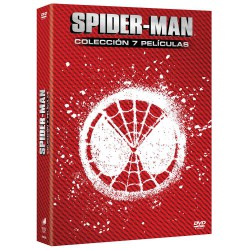 Spider-man pack (7 películas) (dvd) - DVD