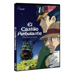 El castillo ambulante (dvd)    - DVD