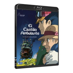 El castillo ambulante (bd)    - BD