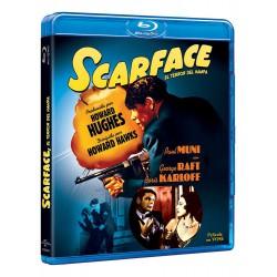 Scarface, el terror del hampa (vose) (bd) - BD