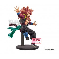 Figura Gogeta Xeno 9th Anniversary Super Dragon Ball Heroes