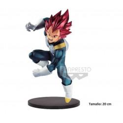 Figura Vegeta Special VII Dragon Ball Super Blood of Sayans