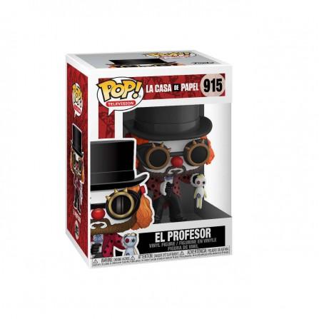 Funko Pop Professor o Clown (La casa de papel)