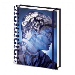 Notebook 3D Harry Potter Magic