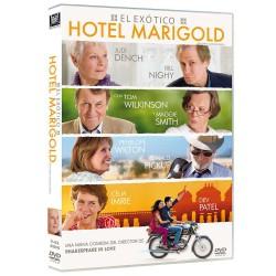 El exotico hotel marigold - DVD