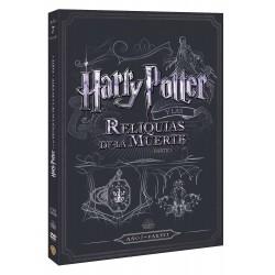 Harry potter y las reliquias de la muerte parte 1. ed. 2019 - DVD