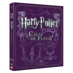 Harry potter y el cÁliz de fuego. ed. 2019 blu-ray - BD