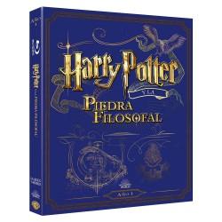 Harry potter y la piedra filosofal. ed. 2019 blu-ray - BD