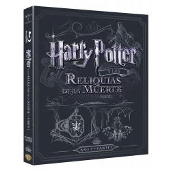 Harry potter y las reliquias de la muerte parte 1. ed. 2019 blu-ray - BD
