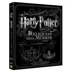 Harry potter y las reliquias de la muerte parte 2. ed. 2019 blu-ray - BD