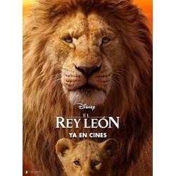 El rey león (2019) - BD