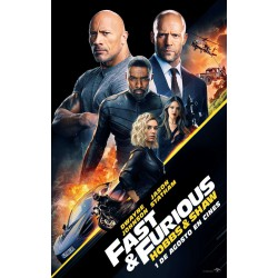 Fast & Furious: Hobbs & Shaw (dvd) - DVD