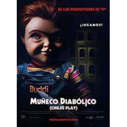 Muñeco diabólico (child´s play) (dvd) - DVD