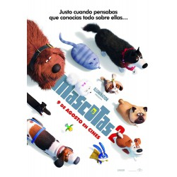 Mascotas 2 (blu-ray) - BD