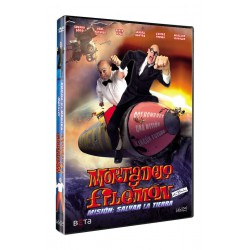 Mortadelo y Filemón: Misión salvar la tierra  - DVD