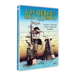 *HEROES DEL TIEMPO,LOS DIVISA - DVD