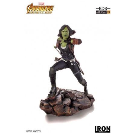 Gamora - Art Scale 1:10 18cm - Avengers: Infinity War
