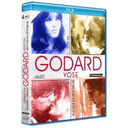 Godard en V.O.S.E. - BD