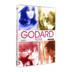 Godard en V.O.S.E. - DVD