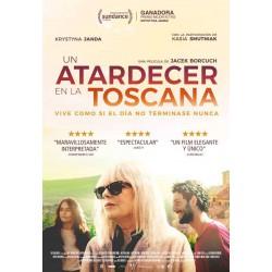 Un atardecer en la Toscana - DVD