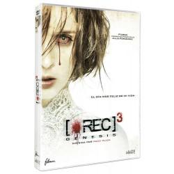 [rec] 3 génesis - DVD